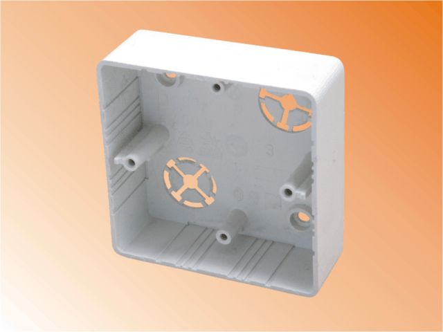 Krabice lištová LK 80x28R/1 hluboká