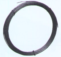 Zemnici kulatina drat 10 mm FeZn